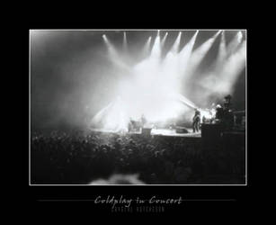 Coldplay in Concert by caeh