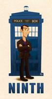 09 Ninth Doctor