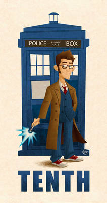 10 Tenth Doctor