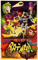 Batman 75th by Erich0823