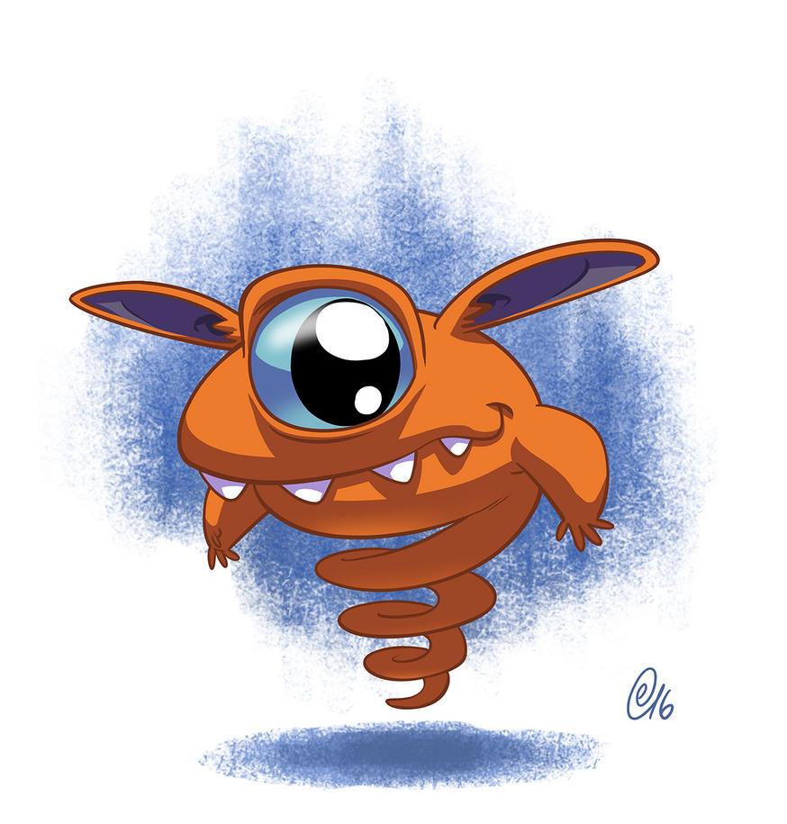 Hoppy Critter by Erich0823