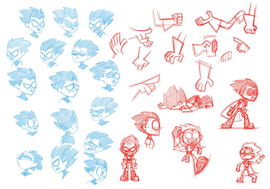 TTG Robin designs by Erich0823