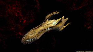 Star Trek Online - Vorgon Xyfius Heavy Escort - T6