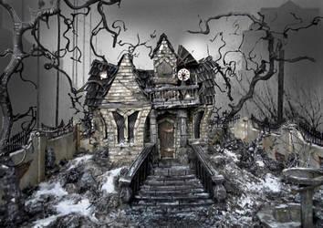 Die Villa Alptraum (2011) nach Michael Ende