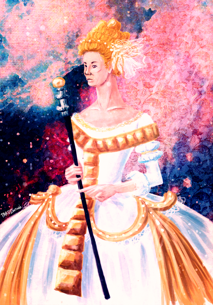 All of Her Dominion by RainWhitehart