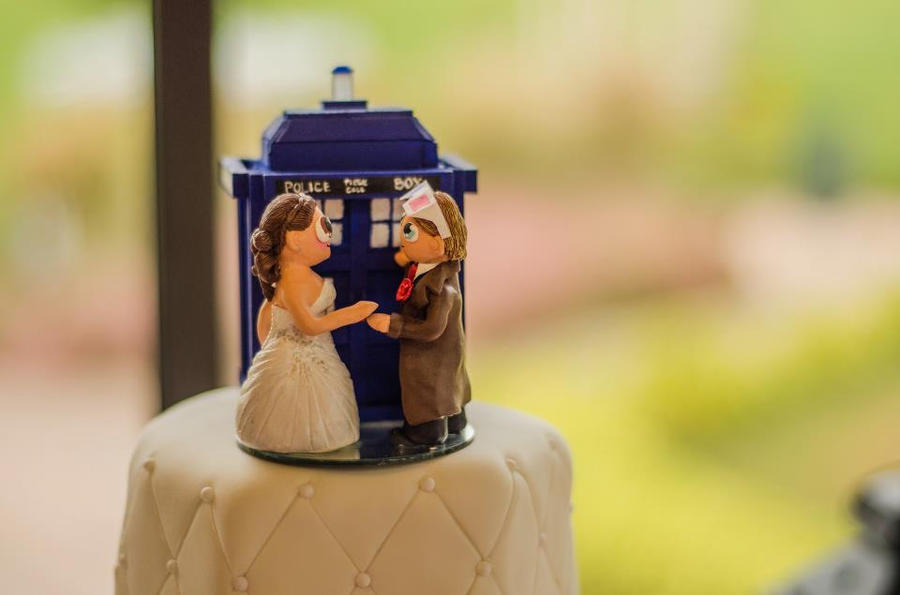 Doctor Who Cake Topper By BananaFairy59 On DeviantArt