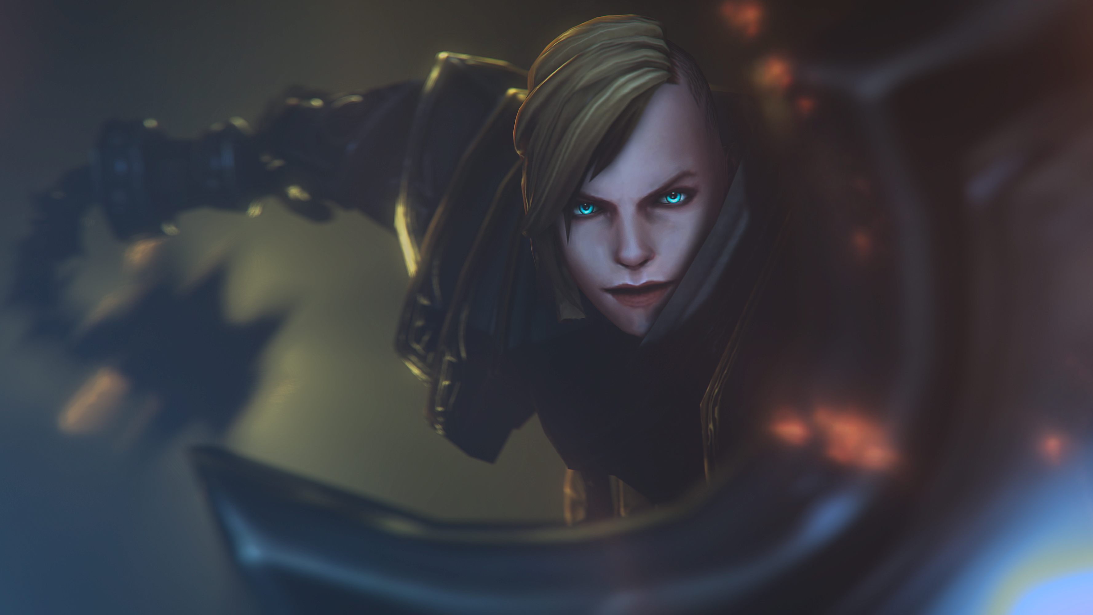 Johanna Heroes Of The Storm By Demiisak On Deviantart I suppose you could call it a hots logs preseason summary, though these include games in all game modes. johanna heroes of the storm by