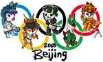 The Olympic Fuwa