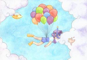 Cloud Snorkeling