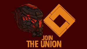 JOIN THE UNION by ATTF