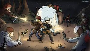 Caravan Ambush