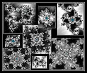 The beauty of the Mandelbrot by denise-g