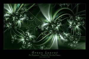 Green Leaves - For Benjamin by denise-g