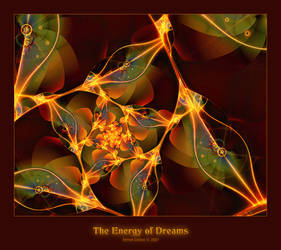 The Energy Of Dreams