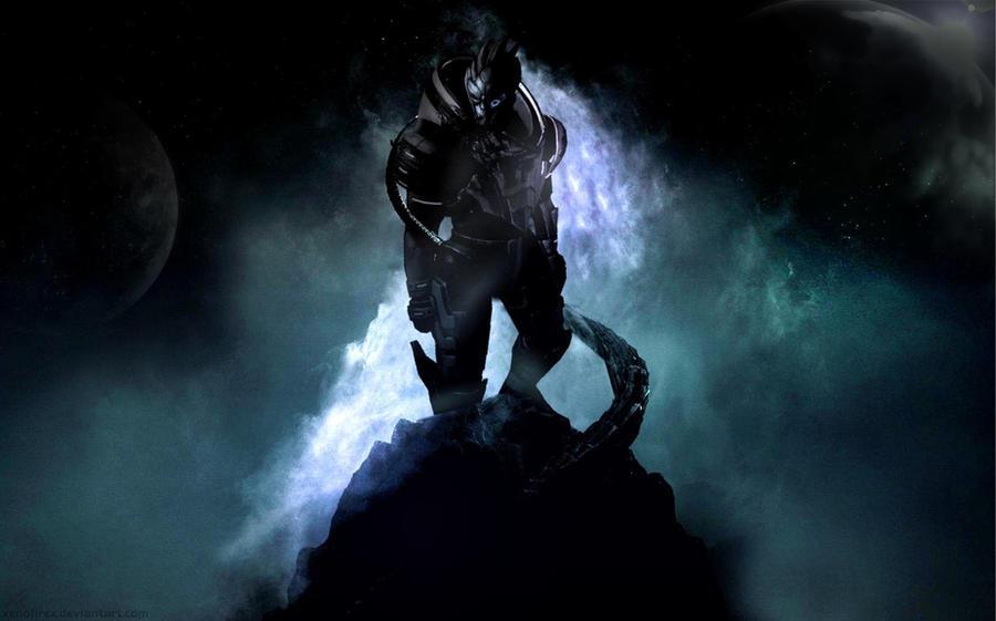 The Elder Effect by XenofireX