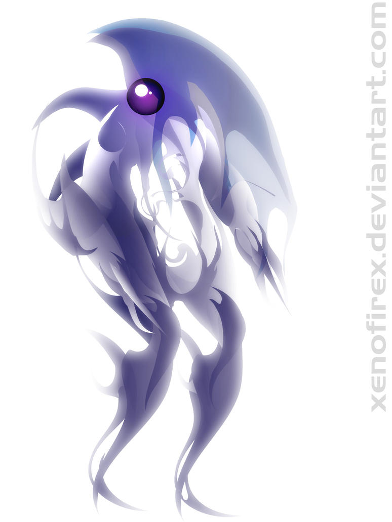 Creature by XenofireX