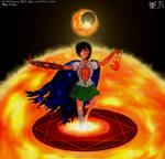 Utsuho Reiuji- Hell's Artificial Sun