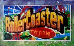Roller Coaster Tycoon Shrine