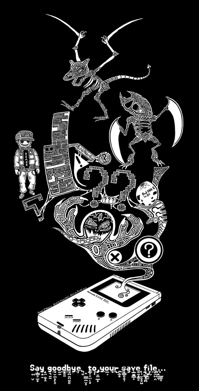 Missingno. by Artistboy360