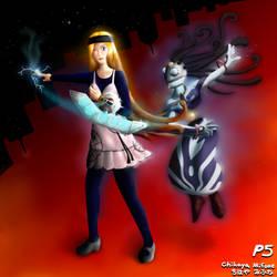 Duelist Chihaya