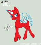 Pony Base #3