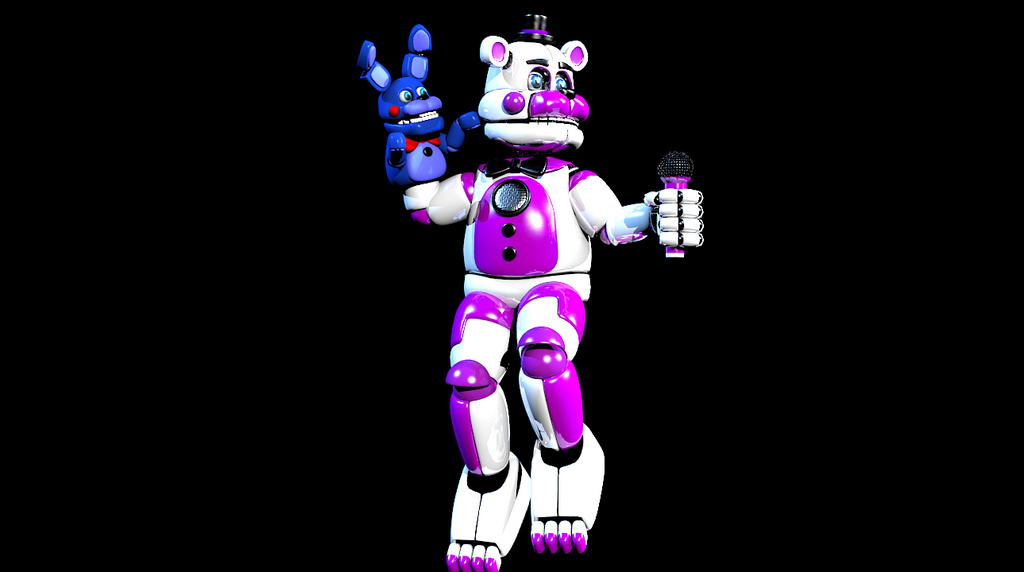Mmd Funtime Freddy: Funtime Freddy (Blender) By BananerzDonurtz83 On DeviantArt
