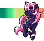 Utena Pony