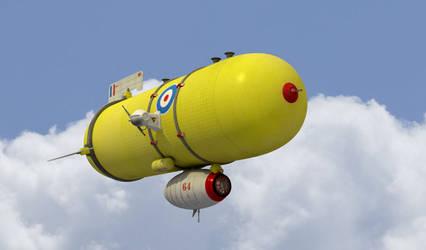 Airship by atomicstorm