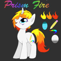 PrismFire Reference by PrismNight