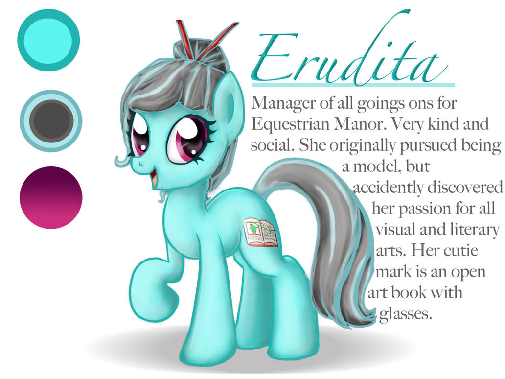Equestrian Manor Mare by PrismNight