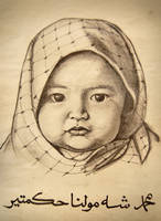 afghan child by nooreva