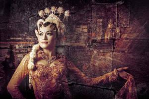 the Javanesse Princes by nooreva