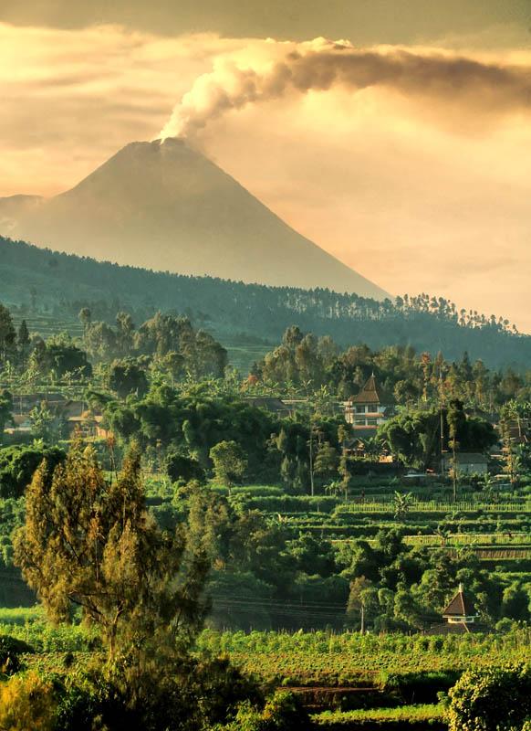 slope of Merapi by nooreva on DeviantArt