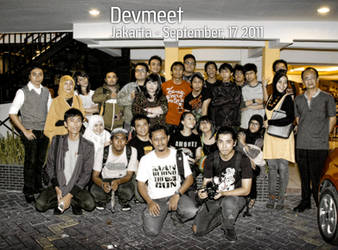 Devmeet Indonesia 17 Sept 11
