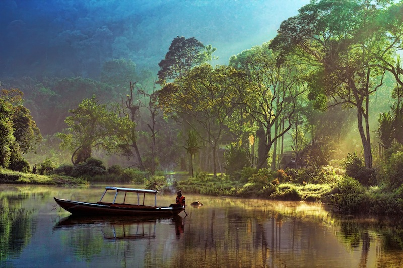 morning at situgunung by nooreva