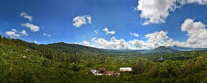 Kintamani Panoramic