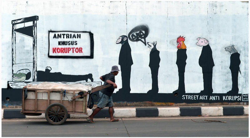 Antrian koruptor by nooreva