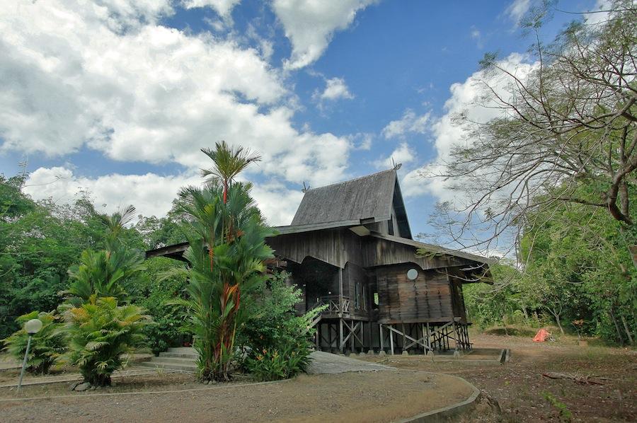 Rumah Banjar-Kalsel  by nooreva