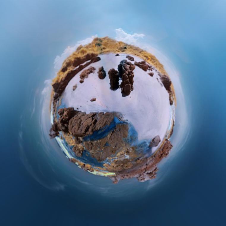 Planet of karang merah by nooreva