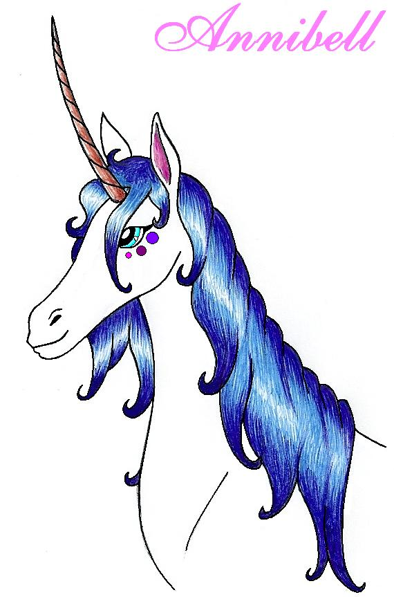 Annibell the Unicorn by MAGAngel