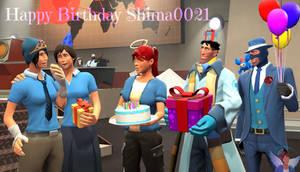Happy Bday Shima0021 by MAGAngel