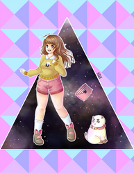 Bee and Puppycat by Kiwerks