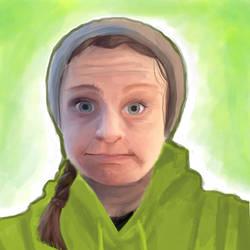 Self Portrait by Kiwerks