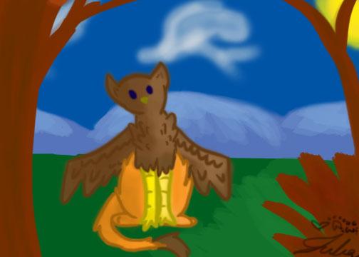 Griffin by Griffin-Kitten