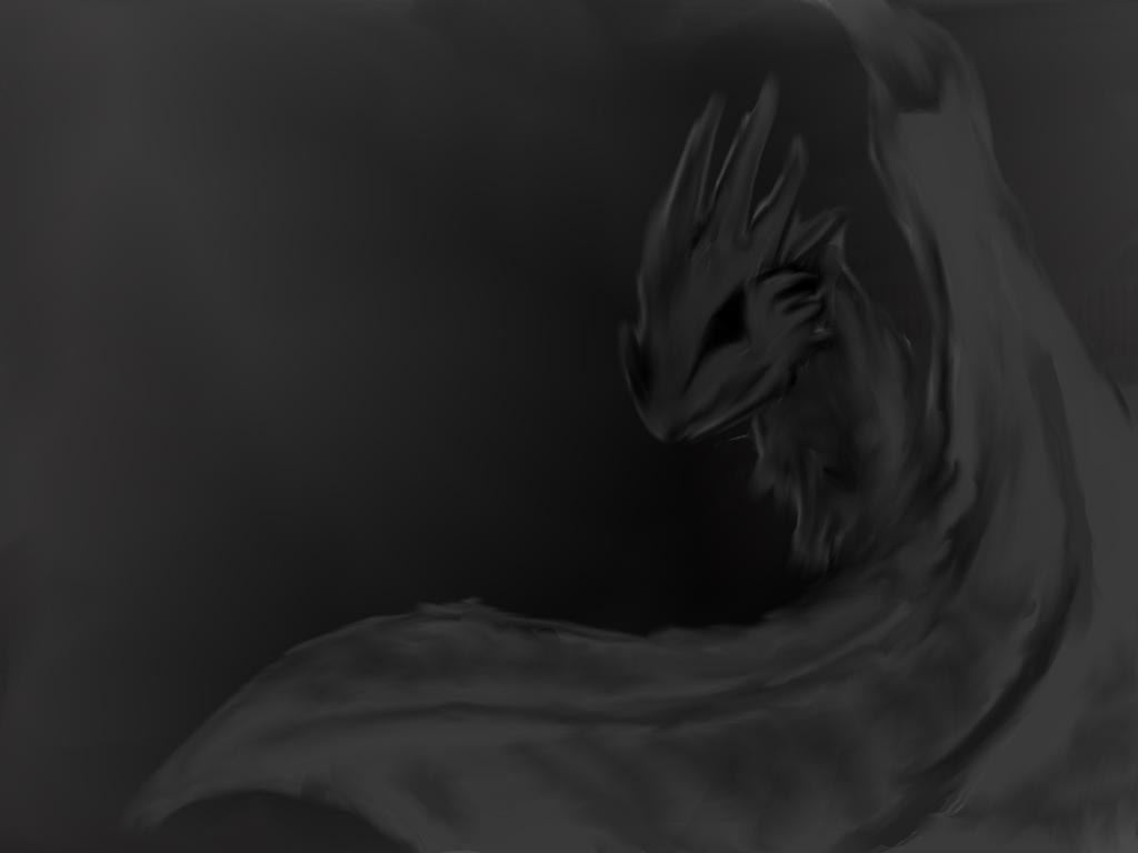 Smudgy the smoke dragon by rrk13