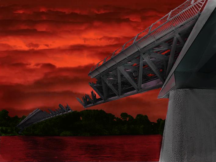 apocalypse bridge by rrk13