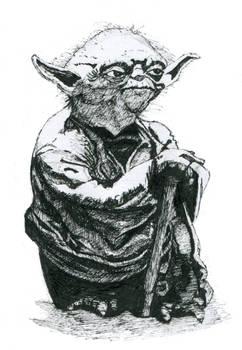 Yoda Sketch small