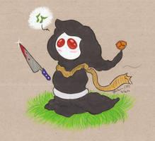 Marshmellow Monk