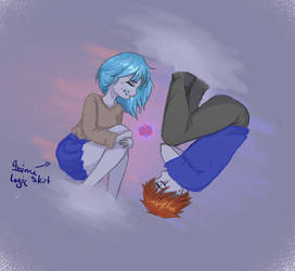 Ani and jack