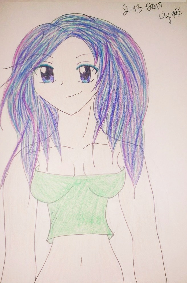 art  by CrystalDreamergirl